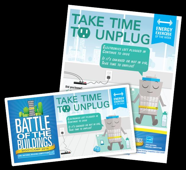 Unplug unused electronics activity kit thumbnail