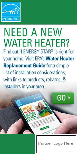 Water Heater Replacement Guide Web Button - Co-brandable