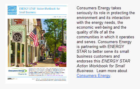 Consumers Energy for Small Business
