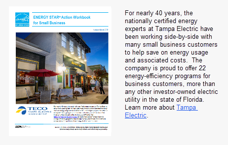 Tampa Electric for Small Business