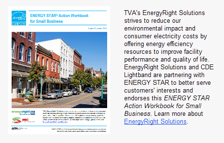 EnergyRight for Small Business