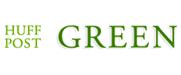 Huffington Post Green logo