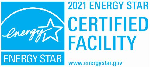 2021 ENERGY STAR Certified Plant Mark