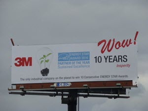 Image of 3M billboard