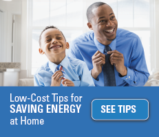Low-cost tips for Saving Energy at Home