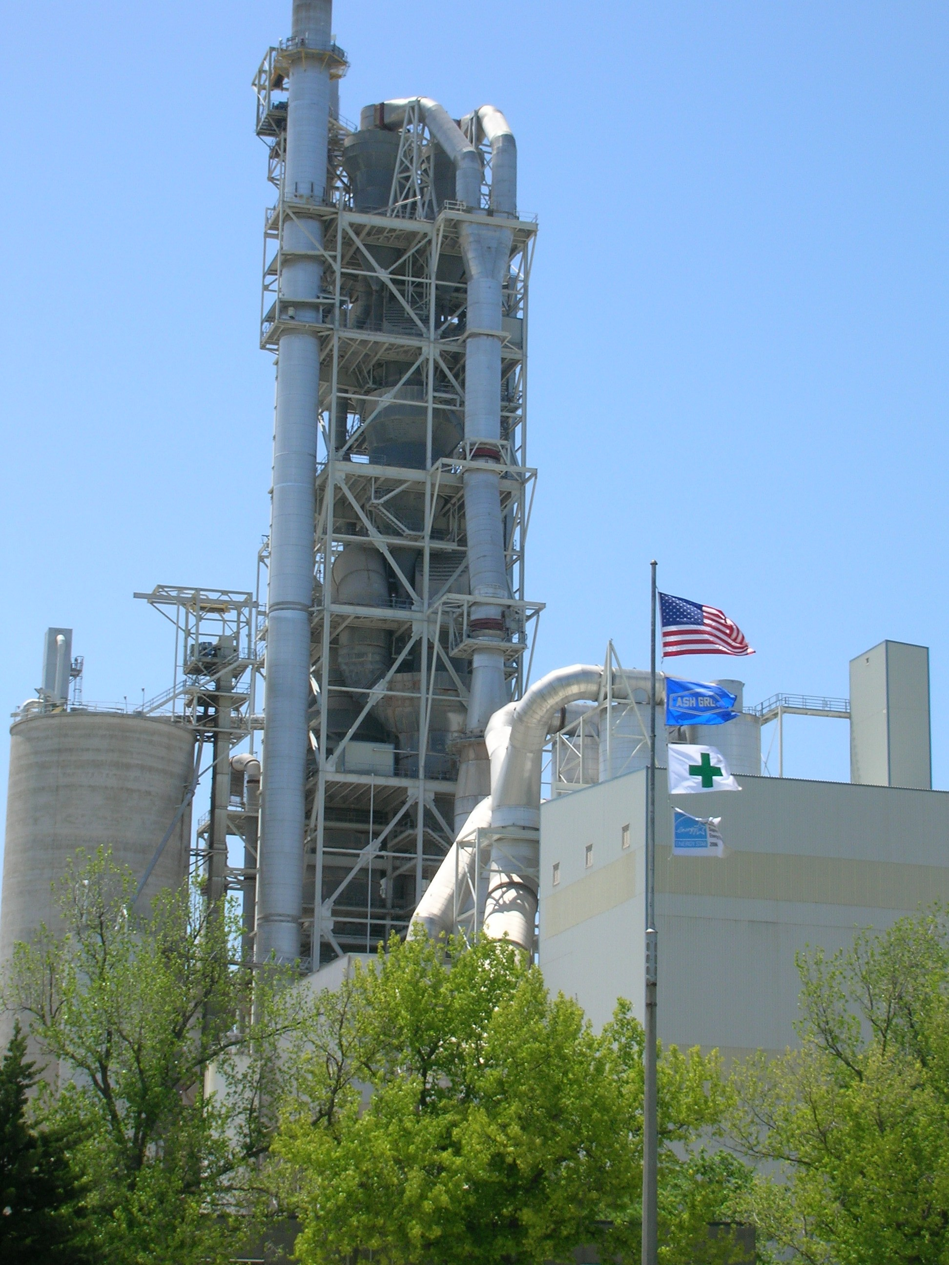 Photo of Cement Plant