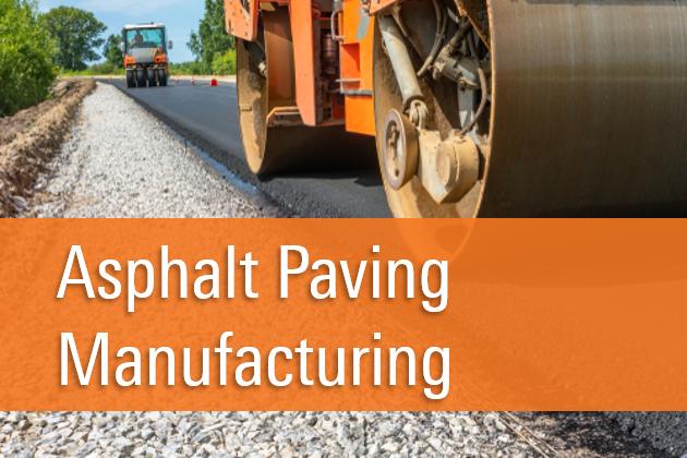 Asphalt Paving Manufacturing