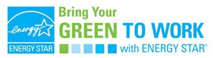 Bring Your Green to Work logo