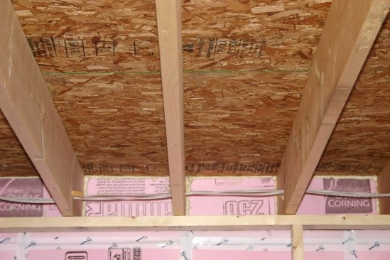 Basement Joists