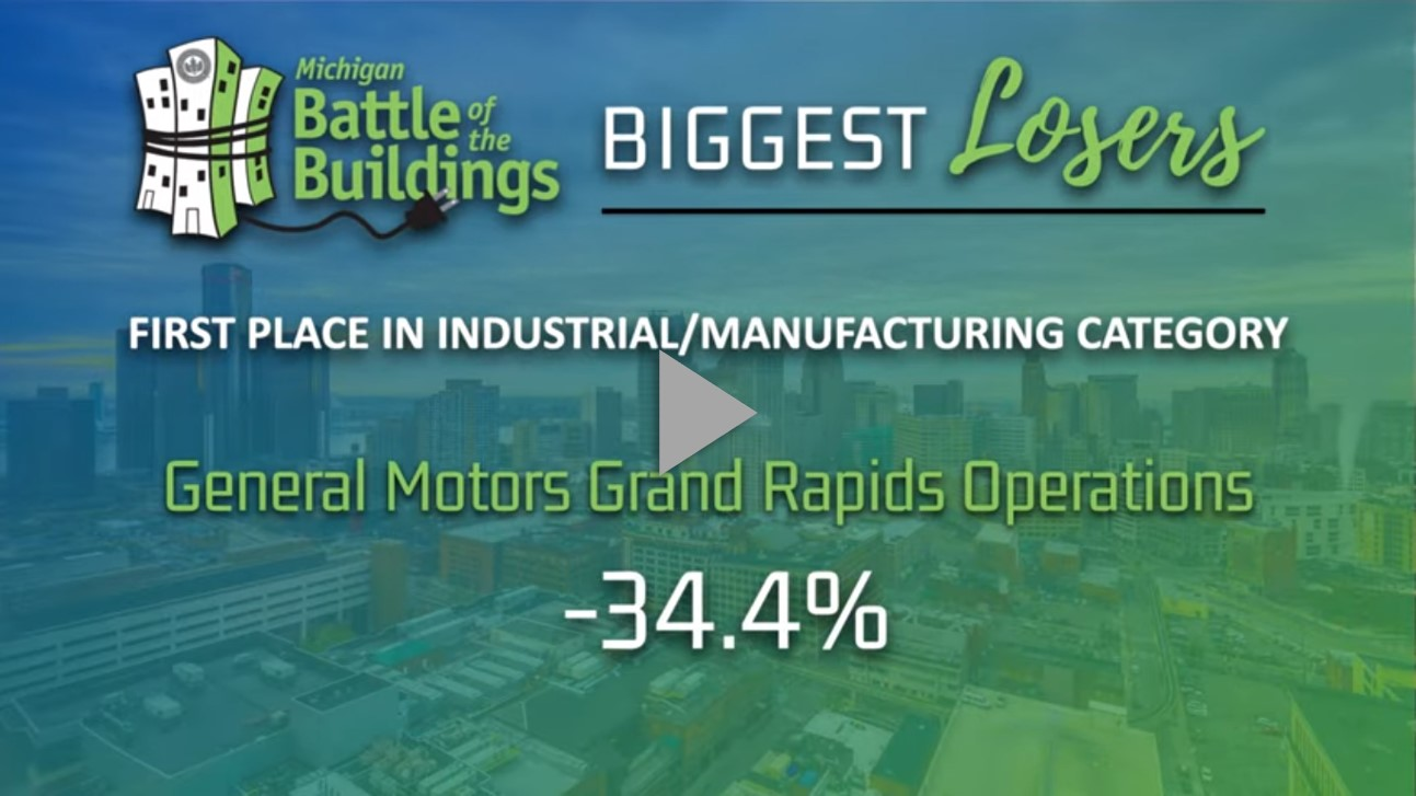 GM Battle of Buildings Biggest Loser Icon