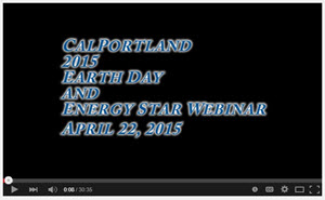 CalPortland 2015 Earth Day Video image