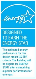 Designed to Earn the ENERGY STAR mark
