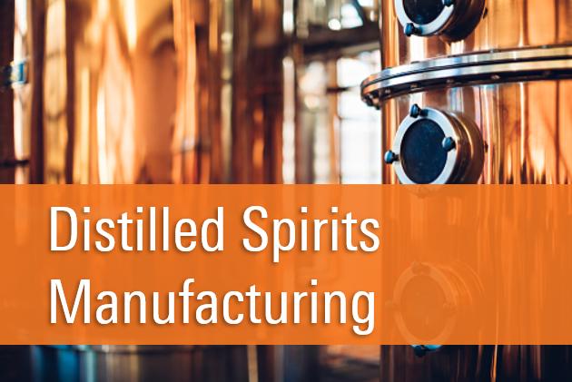 Distilled Spirits Manufacturing Focus