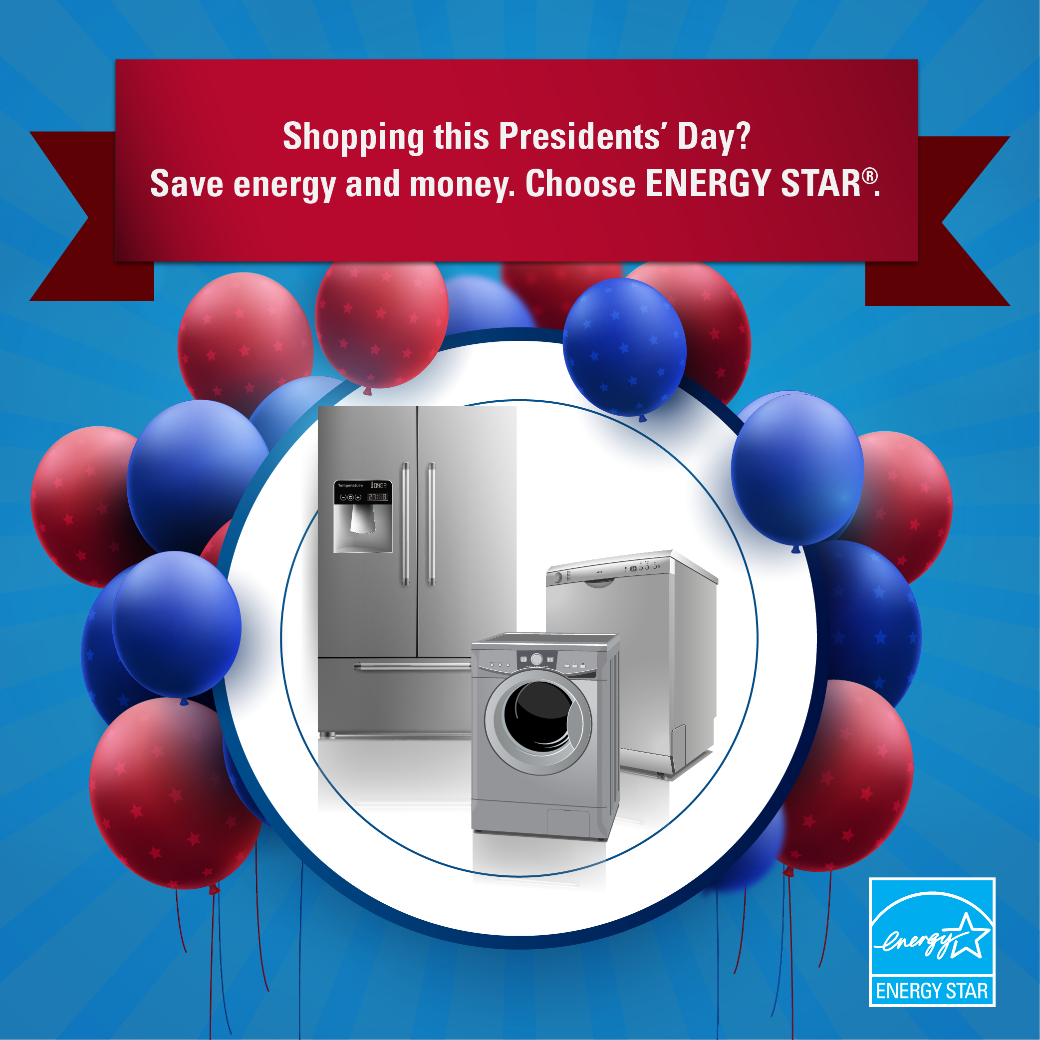 ENERGY STAR Presidents Day Sale