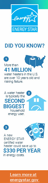 ENERGY STAR Water Heater facts