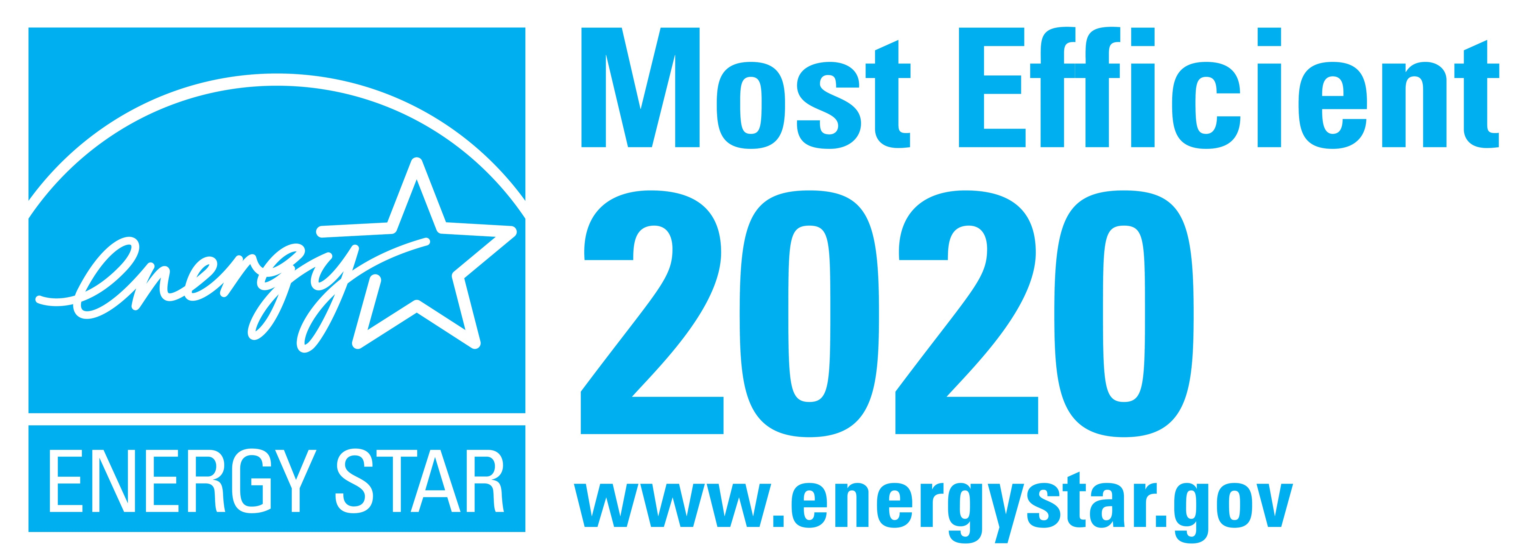 2020 ENERGY STAR Most Efficient