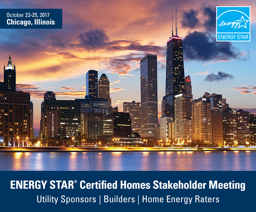 ENERGY STAR Certified Homes Stakeholder Meeting Header