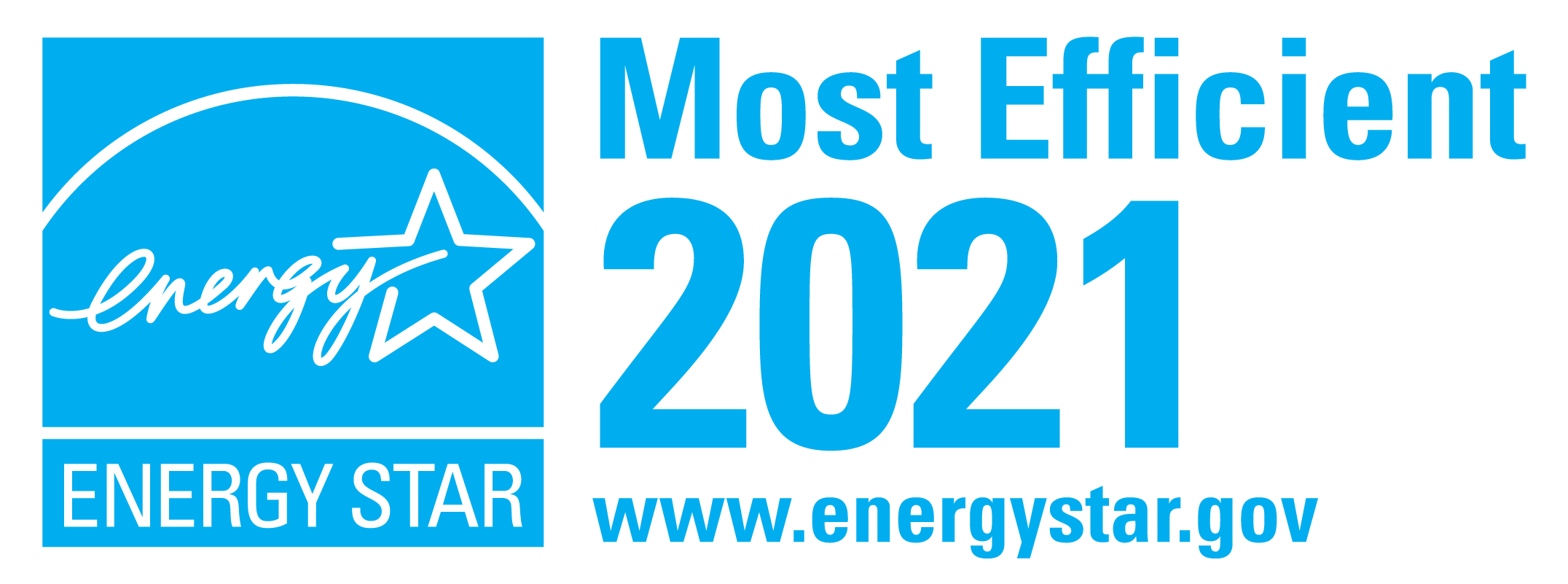 ENERGY STAR Most Efficient in 2021