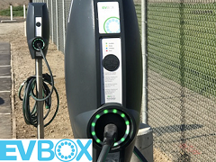 EVBox and PG&E Charging Stations