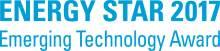 ENERGY STAR 2017 Emerging Technology Award