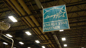 Brown Printing Company displays ENERGY STAR Logo