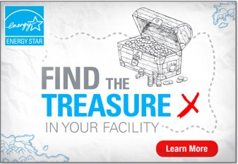 Find The Treasure In Your Facility Learn More