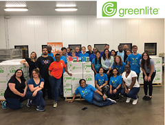 Greenlite Food Bank Program