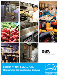 Commercial Food Service Equipment Guide Cover