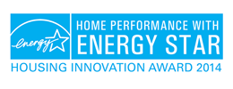 Home Performance HIA logo