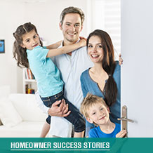 Homeowners Success Stories