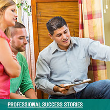 Professional Success Stories