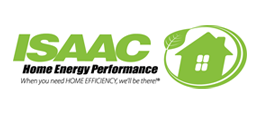Isaac Home Energy Performance logo
