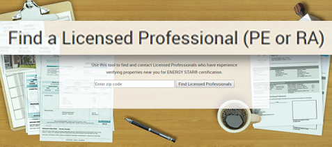 Licensed Professional Finder Tool image