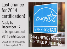 Last chance to certify for 2014