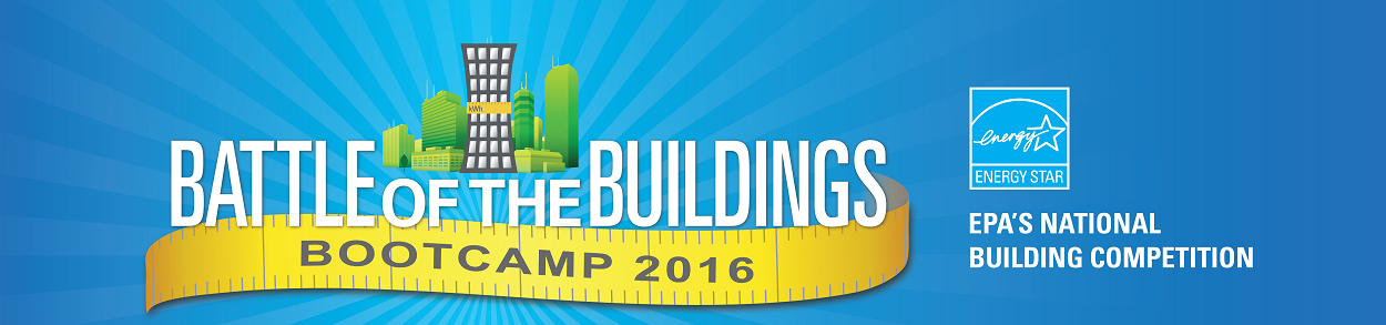Battle of the Buildings Bootcamp 2016 Banner