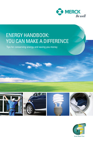 Merck Energy Handbook Cover