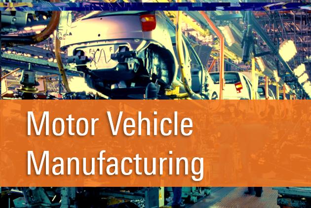 Motor Vehicle Manufacturing