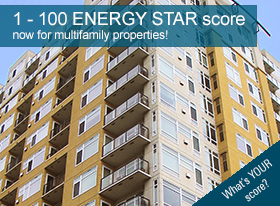 1-100 ENERGY STAR Score for Multifamily Housing