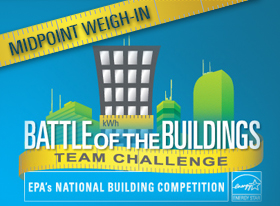 ENERGY STAR Battle of the Buildings midpoint