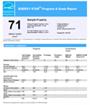 Sample Progress & Goals Report
