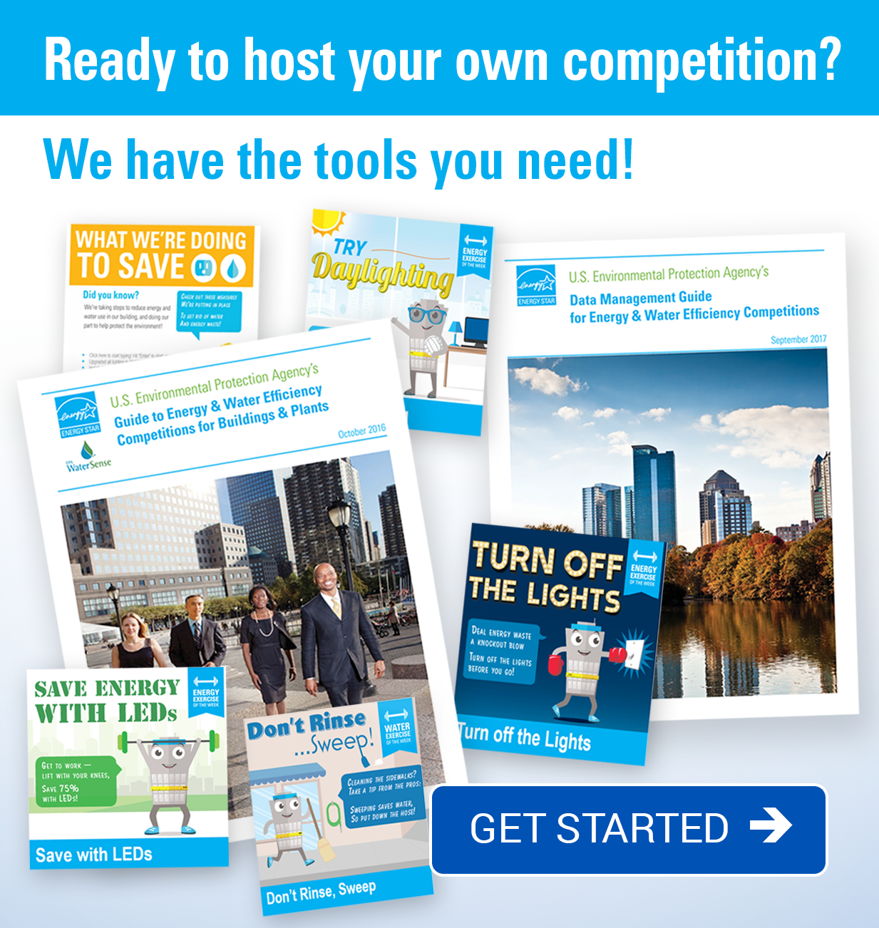 Ready to host your own competition?