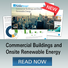 Commercial Buildings and Onsite Renewable Energy