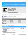 Sample Application for ENERGY STAR Certification