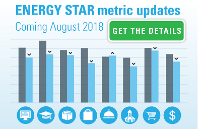 ENERGY STAR Metric Updates