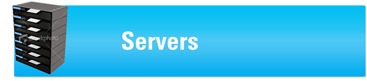 Servers button