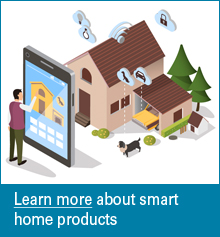 Learn more about smart home products
