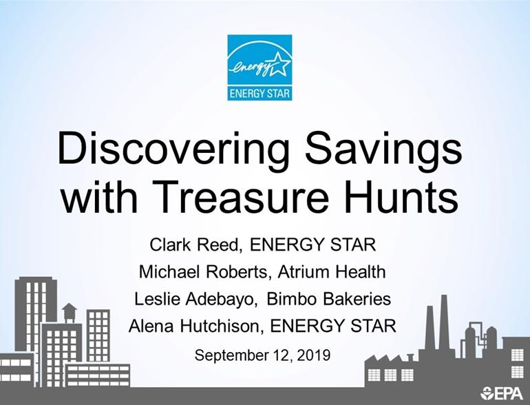 Image of Treasure Hunt Webinar