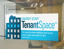 ENERGY STAR Tenant Space Decal