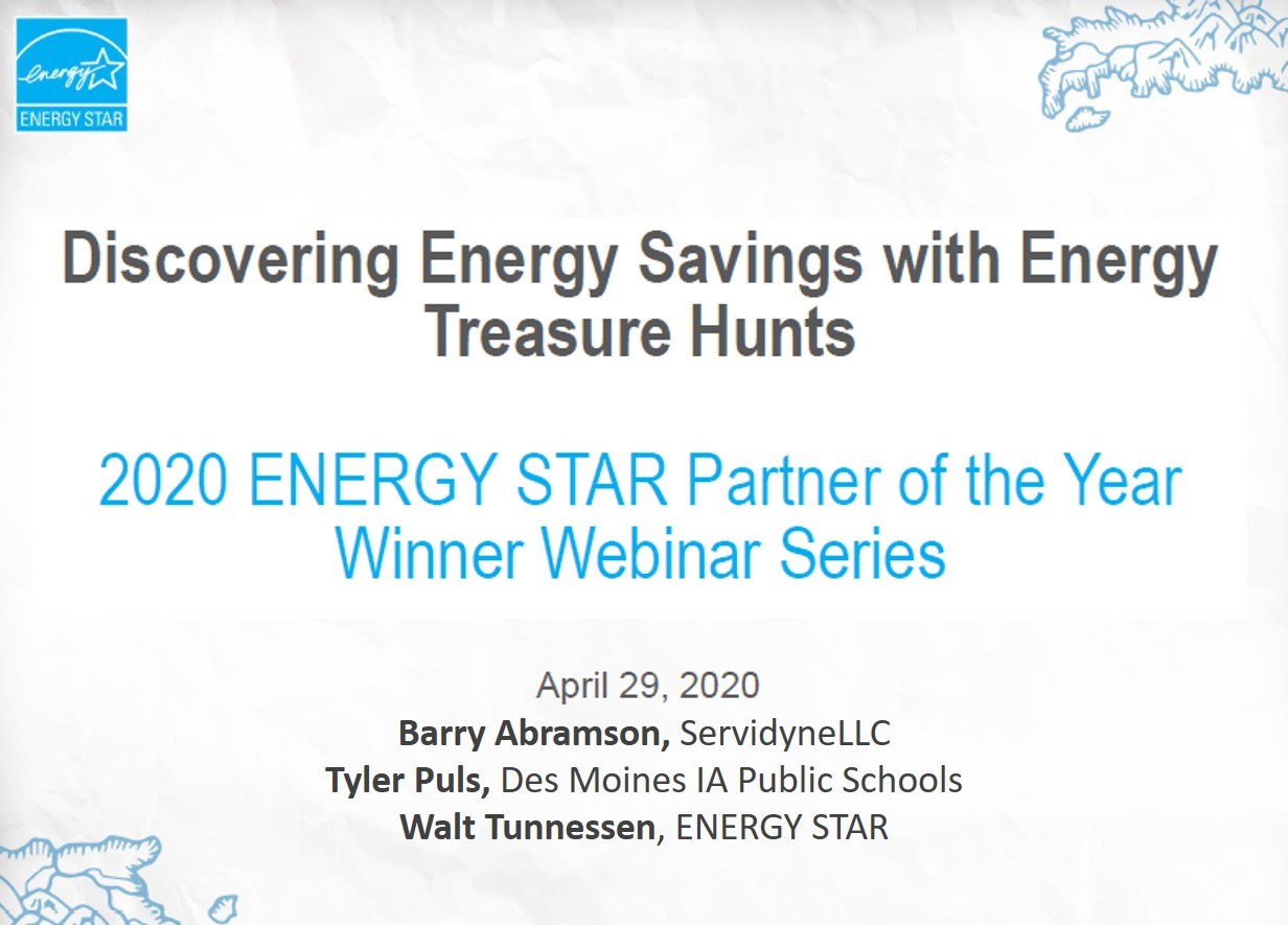 Discovering Energy Savings with Energy Treasure Hunts