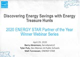 Discovering Energy Savings with Energy Treasure Hunts thumbnail